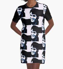 Elvis Presley by Tuticki Graphic T-Shirt Dress