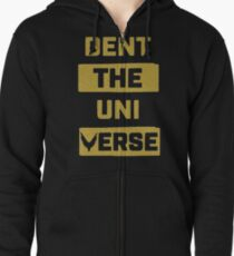 LOGAN THE UNIVERSE Zipped Hoodie