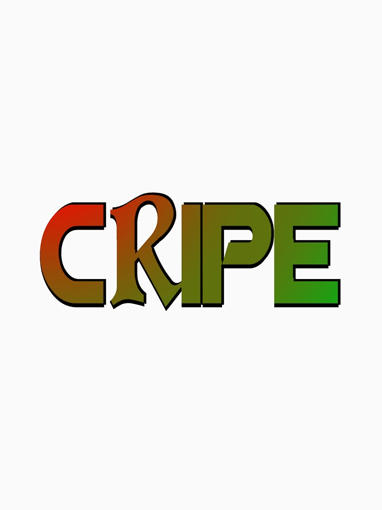 Cripe by PharrisArt