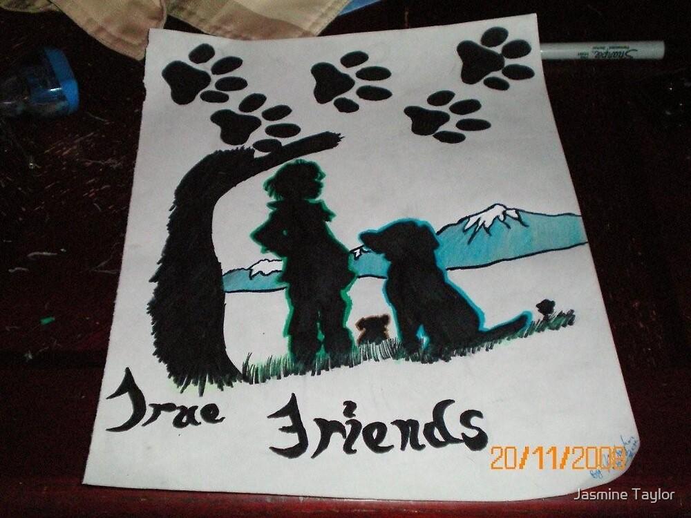 Friends by Jasmine Taylor