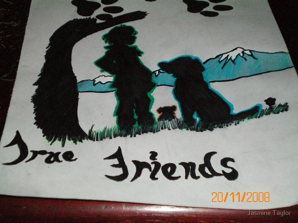 True Frends 2 by Jasmine Taylor