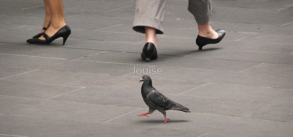 City Two-Step by louise