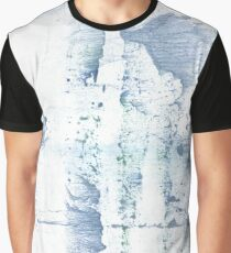 Lavender colored wash drawing paper Graphic T-Shirt