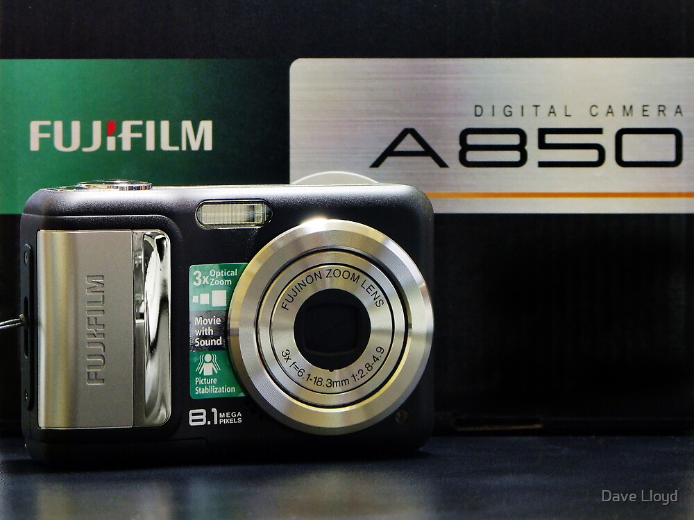 My New Camera ... by Dave Lloyd