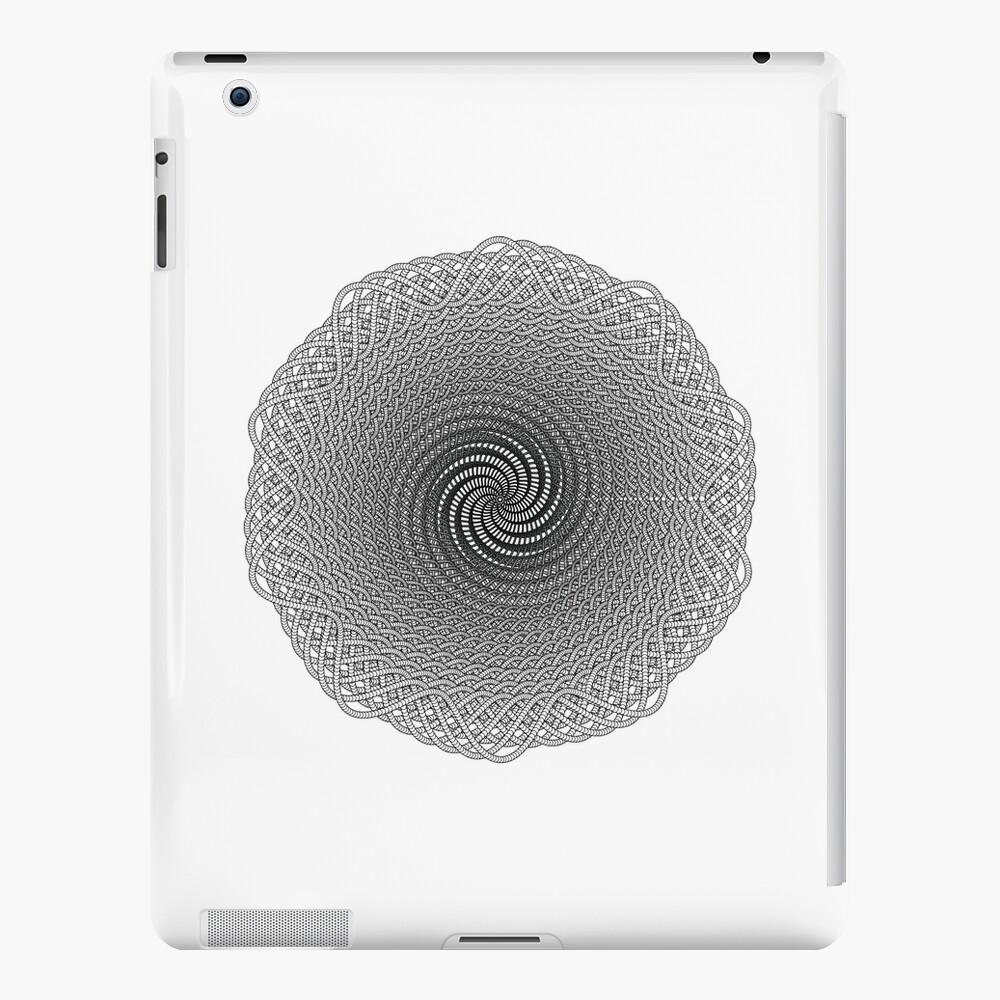 Polar Flower X iPad Case & Skin