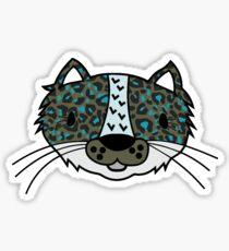 Alles für die Katz !  Sticker