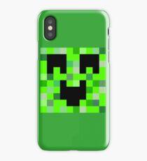 Kawaii Creeper iPhone Case