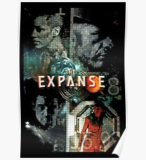 the expanse - pulling apart the sepal petals by their Poster