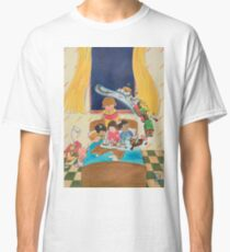 Windows into Worlds by Bob Graham Classic T-Shirt