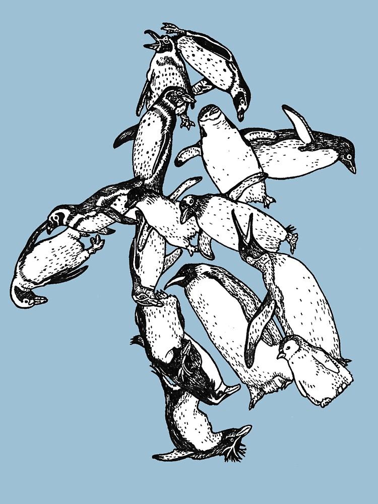 Penguin - Evolution by EvolutionPoster