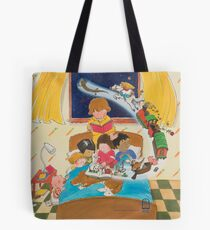 Windows into Worlds by Bob Graham Tote Bag