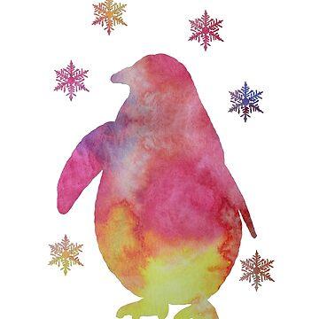 Penguin by TheJollyMarten