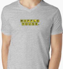Waffle House  Men's V-Neck T-Shirt