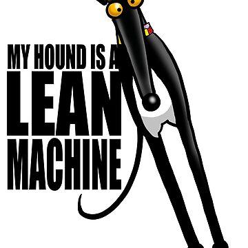 Lean Machine by RichSkipworth