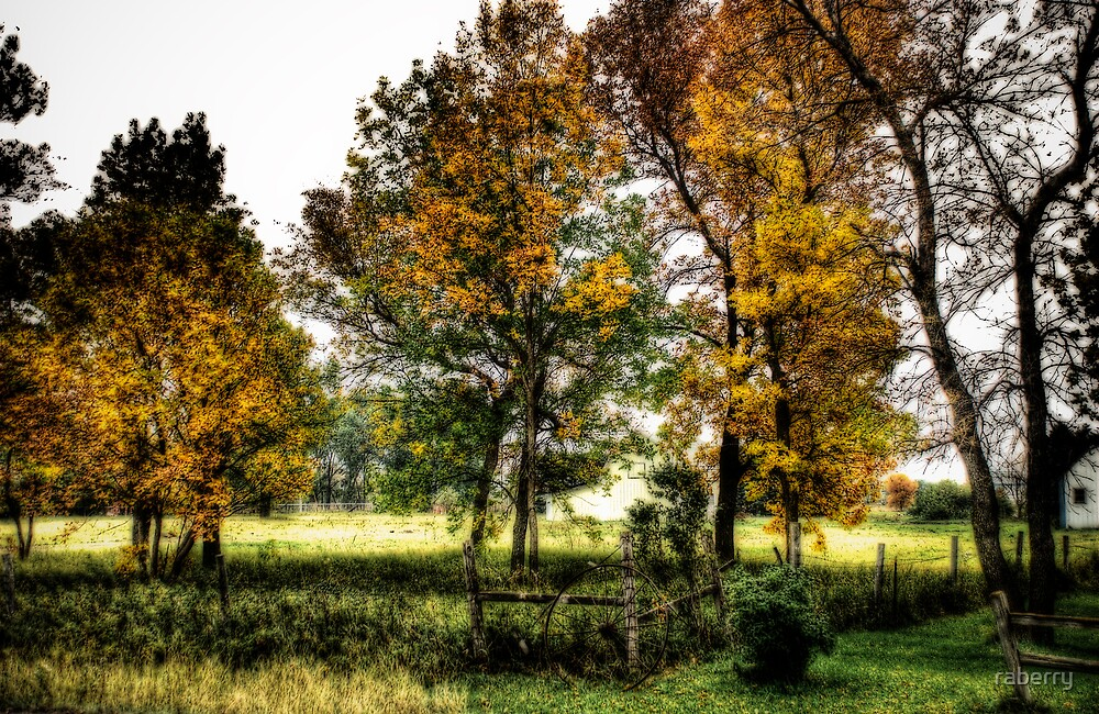 """""""Fall in the Heartland"""" by raberry"""