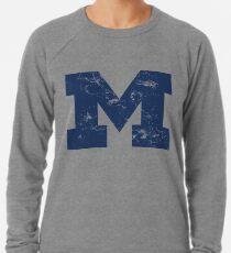 Michigan Vintage Block M Lightweight Sweatshirt