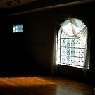 Sunlight Through Two Windows by Wayne King