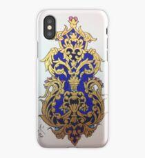 Navy Miniatures iPhone Case