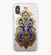 Navy Miniatures iPhone Case