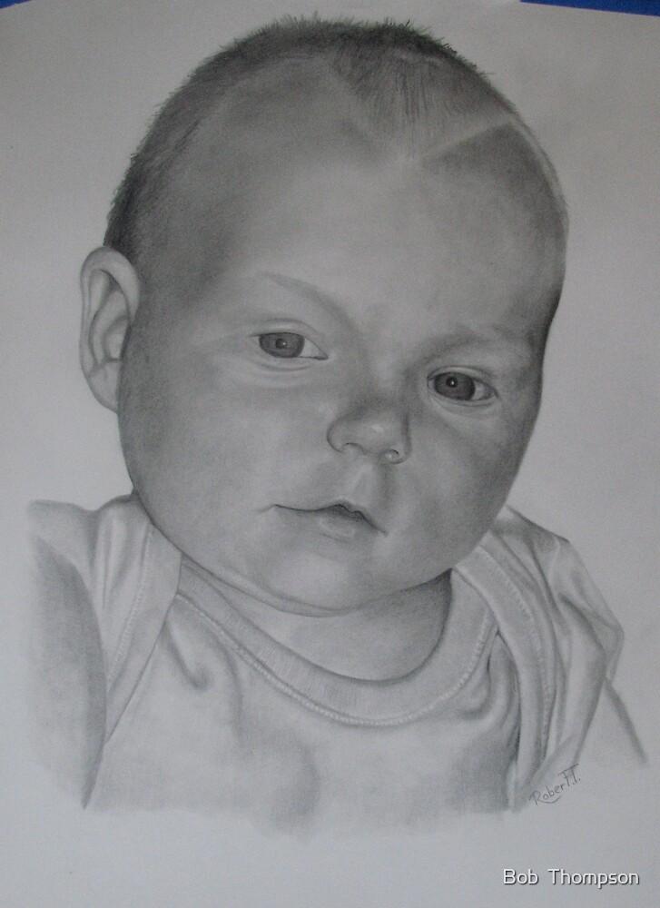 Pa's Baby Girl by Bob  Thompson