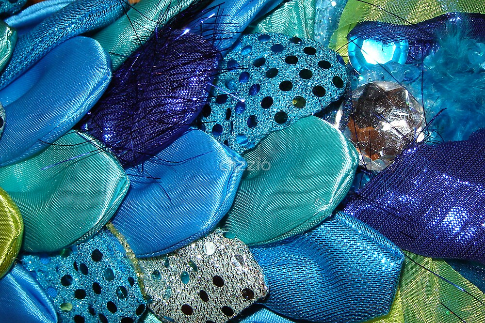 Mermaid Scales  by clizzio