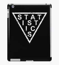 Stylish Statistics iPad Case/Skin