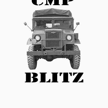 CMP Truck by rynoki
