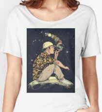 Fear and Loathing in Las Vegas. Raoul Duke. Trippy. Psychedelic. Surreal. Art. Women's Relaxed Fit T-Shirt