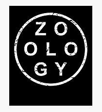 Stylish Zoology Fotodruck