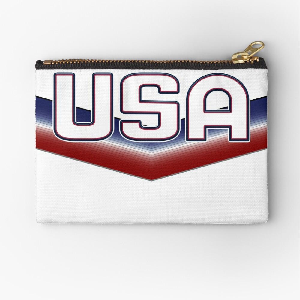 USA Soccer Female Team Nummer 13 Täschchen