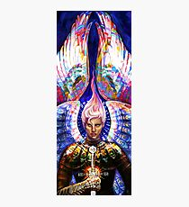 Rampel - Angel of Endurance Photographic Print