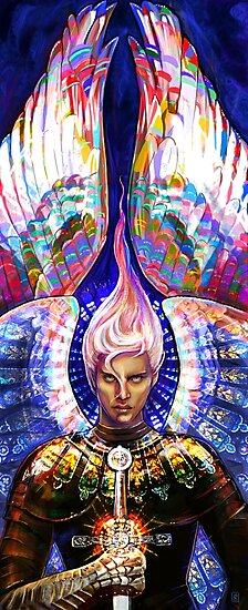 Rampel - Angel of Endurance by Jezhawk