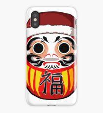 Daruma!! iPhone Case/Skin