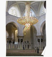 Sheikh Zayed Grand Mosque 1 Poster