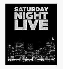 saturday night live - best TV show Photographic Print