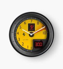 Ferrari F430 Tachometer Clock