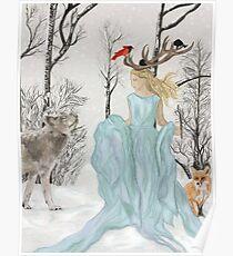Solstice Maiden Poster