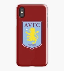 aston villa iPhone Case/Skin