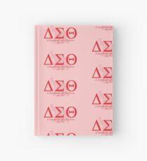 Delta Sigma Theta  Hardcover Journal