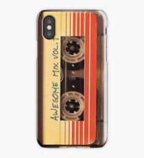 awesome mix vol.1 iPhone Case/Skin