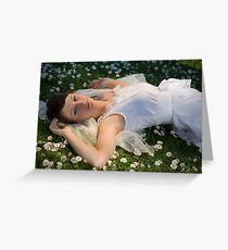 Bridal Bliss Greeting Card