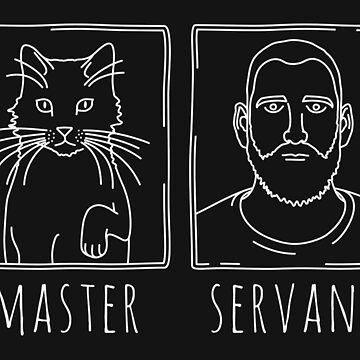 Master & Servant by beardsandcats