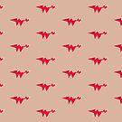 Electric Fox (Pink) by jezkemp
