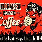 Hellraiser Coffee Co.  by Megan  La Bianca Designs (C)