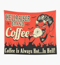 Hellraiser Coffee Co.  Wall Tapestry