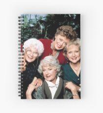 Golden Girls club Spiral Notebook