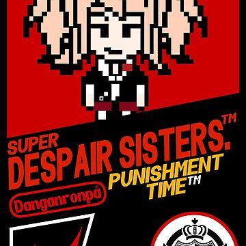 Super Despair Sisters-Danganronpa Parody by LJAIII