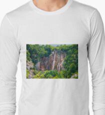 Plitvice lakes, National park, Croatia T-Shirt