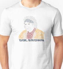 Doc Brown BTTF Unisex T-Shirt