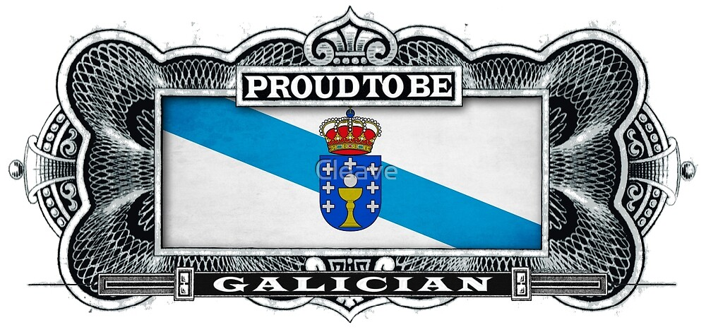 Proud To Be Galician by Cleave